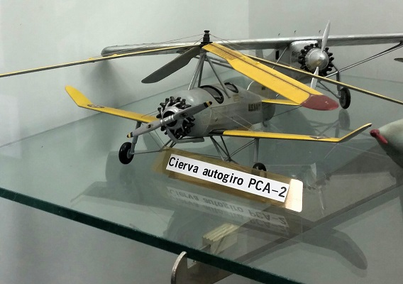 License made Cierva Autogiro (Pitcairn PCA-2) — photo by Joseph May