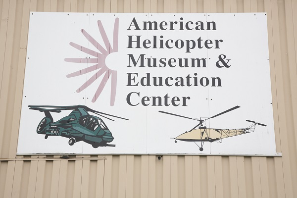 American Helicopter Museum — Travel for Aircraft: Joseph May