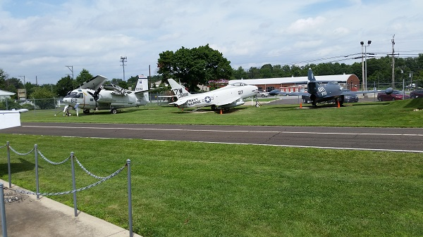 Harold F. Pitcairn Wings of Freedom Museum — Travel for Aircraft: Joseph May