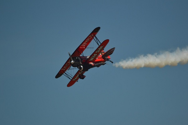 Wild Side — copyright Air Show Consultant:Ross Sharp