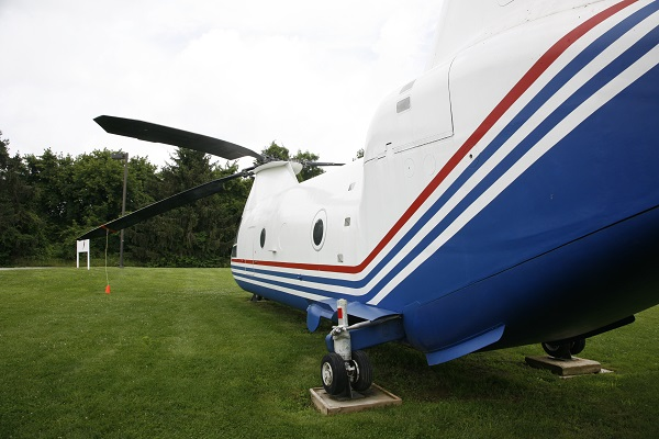 Boeing 360 — Joseph May: Travel for Aircraft