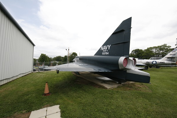 Convair F2Y Sea Dart at the Wings of Freedom Museum — Joseph May:Travel for Aircraft
