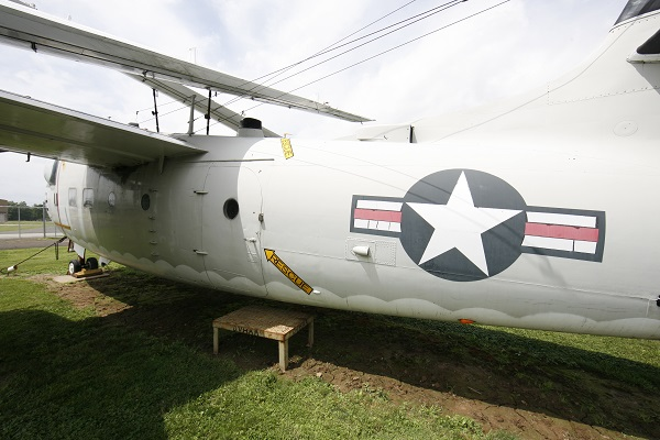 Grumman C-1 Trader at the Wings of Freedom Museum — Joseph May:Travel for Aircraft