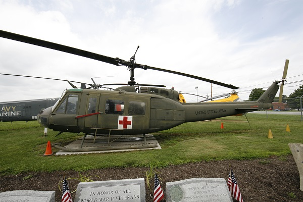 UH-1V Huey at the Wings of Freedom Museum — Joseph May:Travel for Aircraft