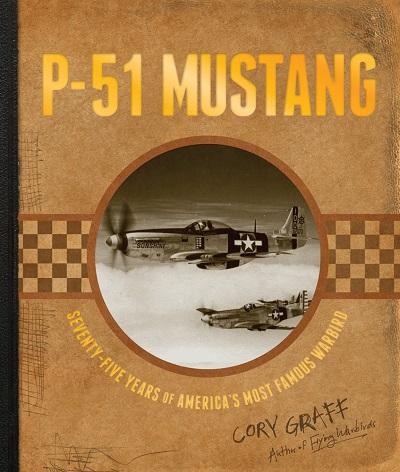 blog Book P51 Mustang
