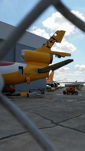 MD-11F work at MIA—Joseph May:Travel for Aircraft