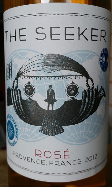 Seeker Wine: Rosé