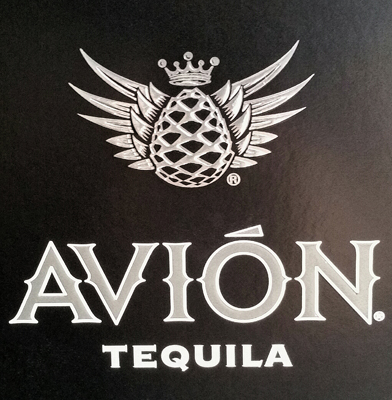 Avión Tequila label detail—Joseph May/Travel for Aircraft