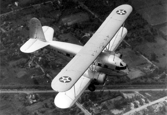 Curtiss Condor, a military version—San Diego Air and Space Museum image archive