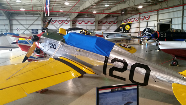 Ryan PT-22 Recruit—Joseph May/Travel for Aircraft