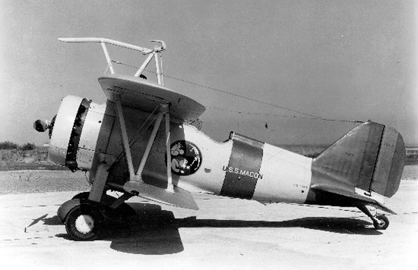 Curtiss F9C Sparrowhawk—San Diego Air and Space Museum image archive