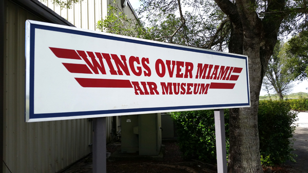 Wings Over Miami Air Museum—Joseph May/ Travel for Aircraft