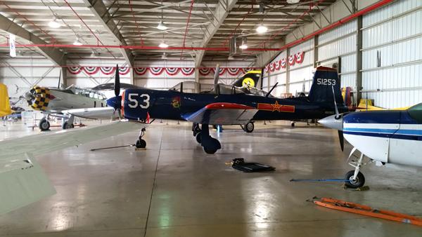 Nanchang CJ-6—Joseph May/Travel for Aircraft