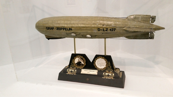 Graf Zeppelin made in 1937 from the Wolfsonian–FIU Mitchell Wolsonian Jr. Collection—Joseph May:Travel for Aircraft