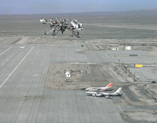 Lunar Landing Research Vehicle—NASA image
