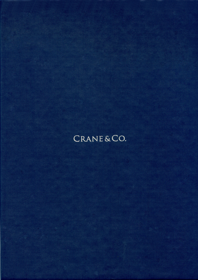 Crane & Co. Aviation Stationery