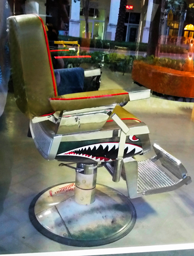 blog Flying Tiger Barber Chair 2