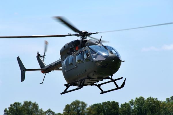 UH-72A Lakota U.S. Army image by Jeff Lenorovitz, EADS Photographer