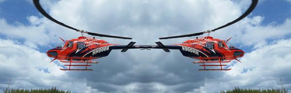 Bell JetRanger—Joseph May:Travel for Aircraft