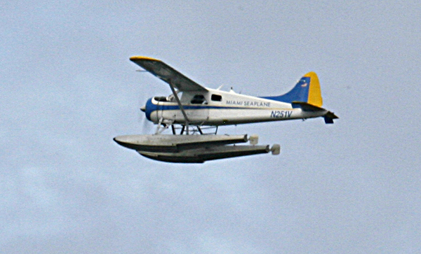 De Havilland Beaver operated by Miami Seaplane Tour—photo by Joseph May:Travel for Aircraft