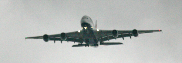 Airbus A380 flown by British Airways--Joseph May:Travel for Aircraft