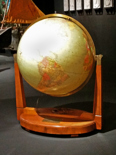 Eastern Airlines globe—Joseph May:Travel for Aircraft