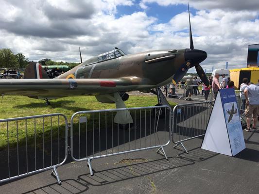 Hawker Hurricane—© Michael Dowman 2016