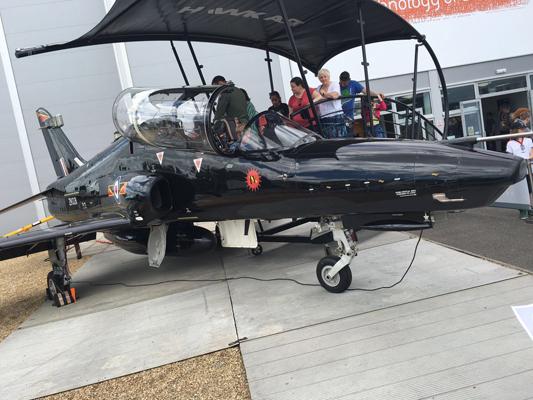 Hawker Hawk—© Michael Dowman 2016