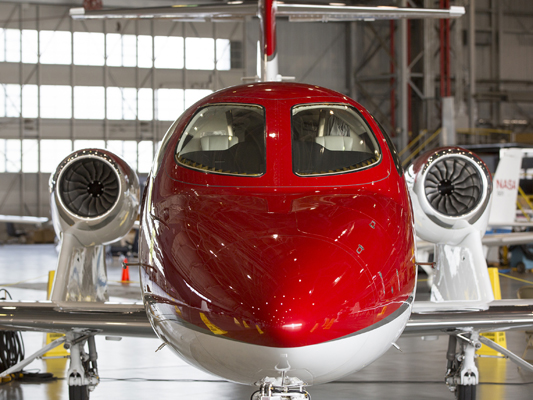 Hondajet fast light and comfy travel for aircraft for Honda of seattle service