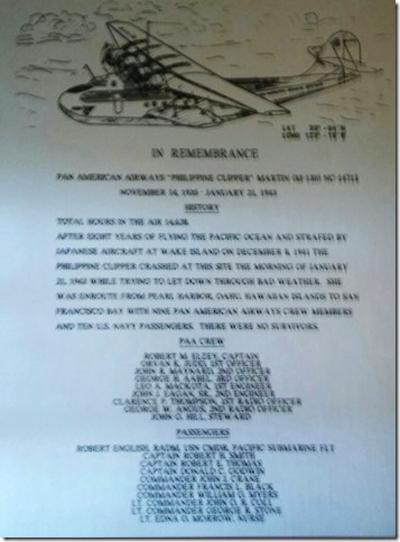 blog-plaque-on-philippine-clipper-crash-site-edit