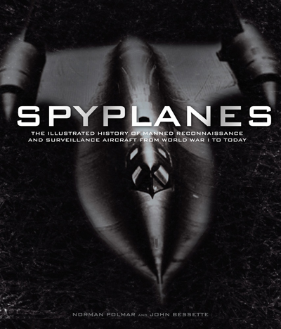 Spy planes by