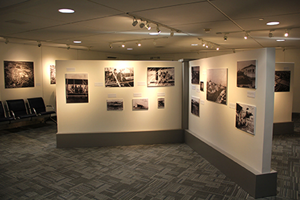 The Aerial Crossroads of America exhibit portion--Lambert-St. Louis International Airport image