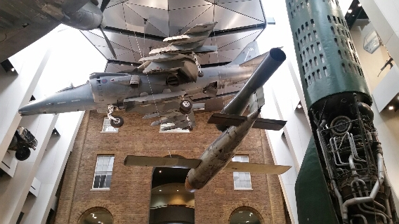 Imperial War Museum--London--Joseph May:Travel for Aircraft