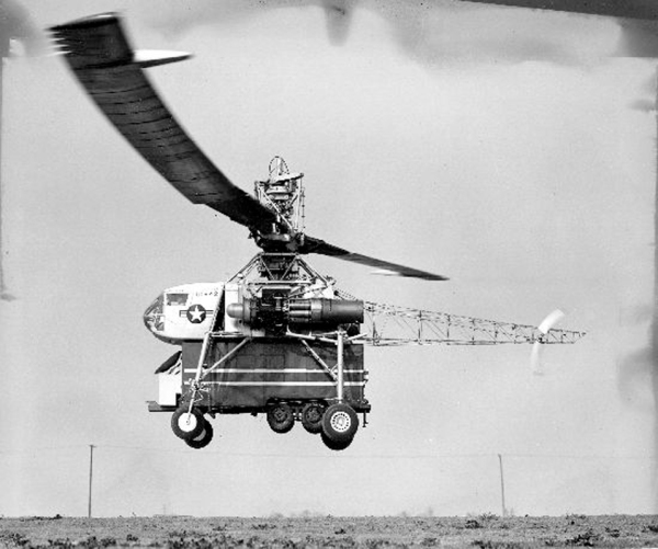 Xh 17 Flying Crane Travel For Aircraft
