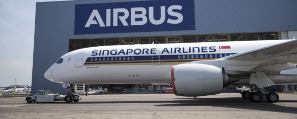 Singapore Airlines Soon To Be Longest Commercial Airline Route cont ...