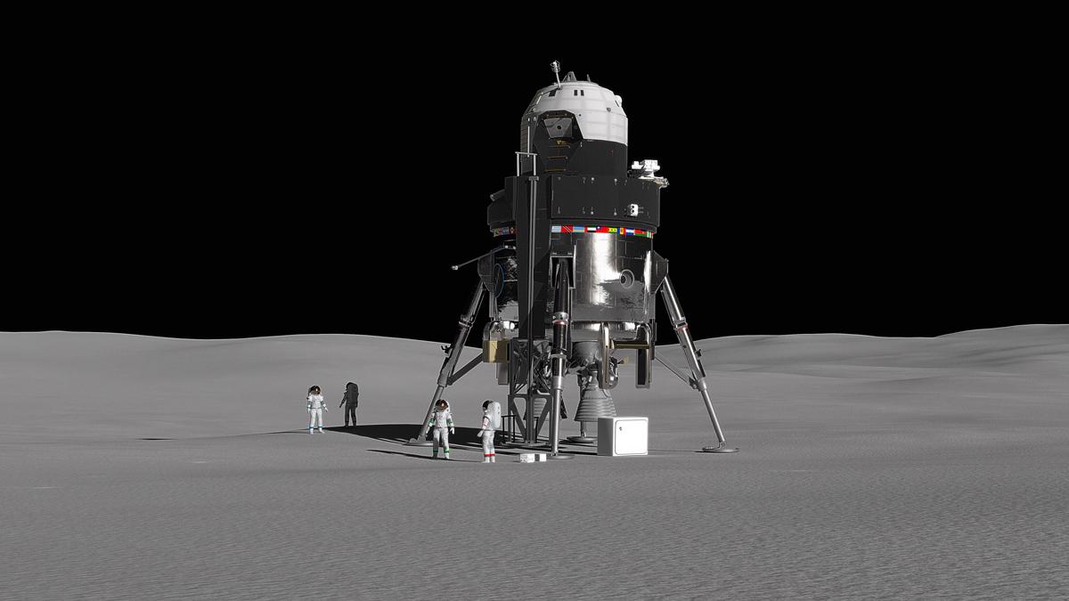 Https 2018 11 18 Disasters In Space Lander Wiring Diagram Towbar Blog Crewed Lunar High Sun Lockheed Martin 44167182465 A4d7ec160d O