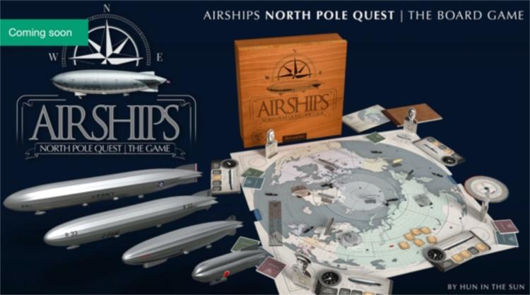Airship mesa