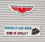 Frontiers of Flight Museum at Love Field in Dallas Texas — photo by Joseph May