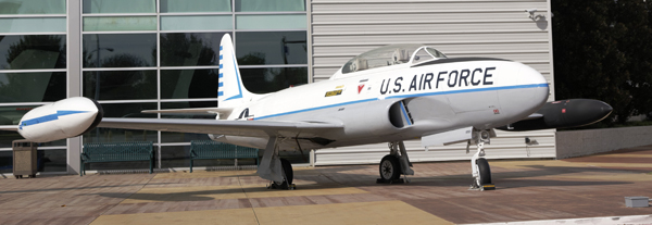T-33A — photo by Joseph May