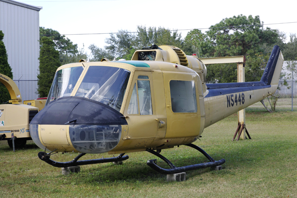 "Bell UH-1B Iroquois ""Huey"" — photo by Joseph May"