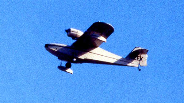 Anderson EA-1 Kingfisher — photo by Joseph May