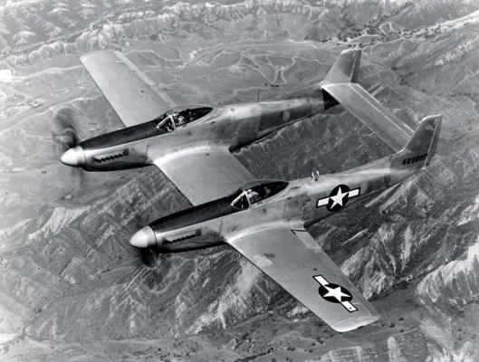XF-82 — USAF photo