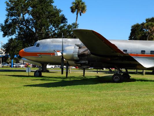 DC-7 — photo by Joseph May