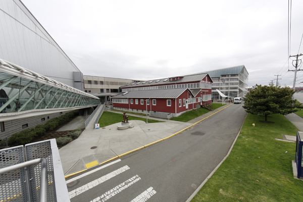 Museum of Flight Red Barn — photo by Joseph May
