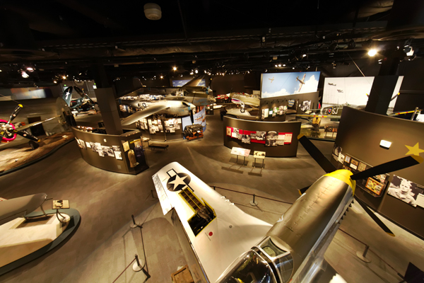 Museum of Flight WW II gallery — photo by Joseph May