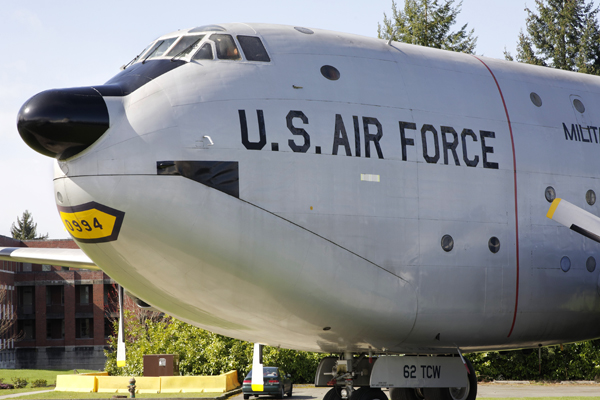 Douglas C-124 Globemaster II — photo by Joseph May