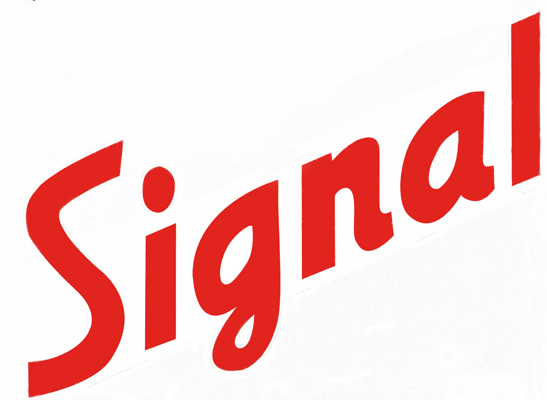 "The logo of ""Signal"""