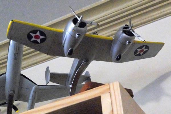 Grumman XF5F Sky Rocket — photo by Joseph May