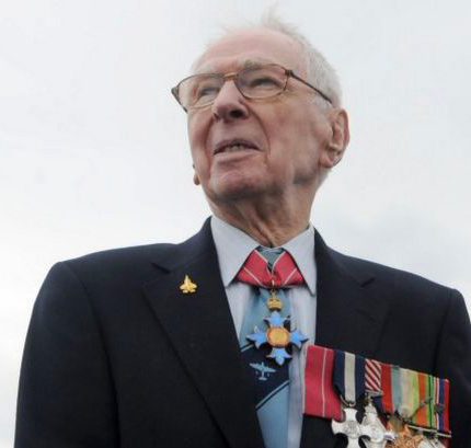 "Eric ""Winkle"" Brown Daily Record photo"