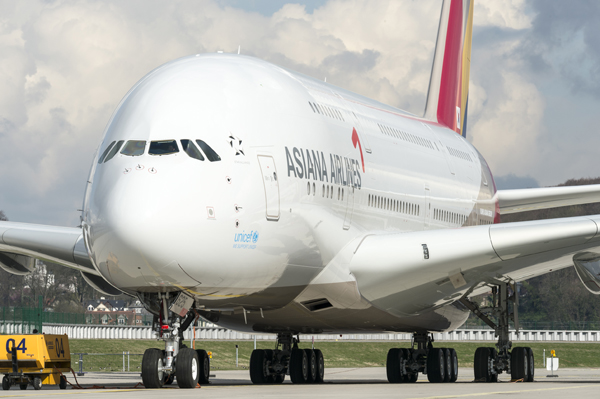 Airbus A380 — Airbus Industrie photo
